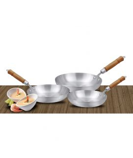 King Chef Cookware Baby Fry Pan 3 Pieces