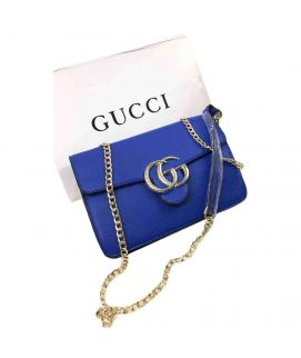 Gucci Women's Blue Casual Clutch