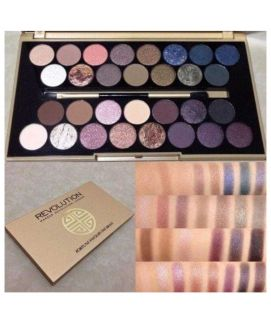 Revolution 30 Colors Eyeshadow Set