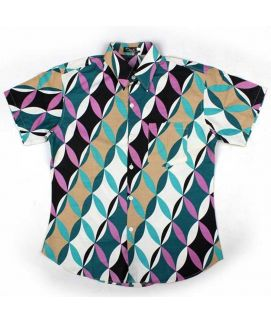Multicolor Funky Shirt For Boys