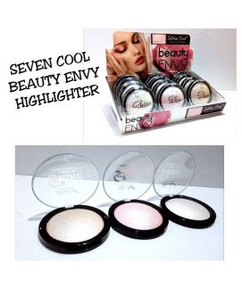 Seven Cool Beauty Envy Higlighter 12 Pcs