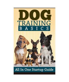 Dog Training Book Basics - EBook