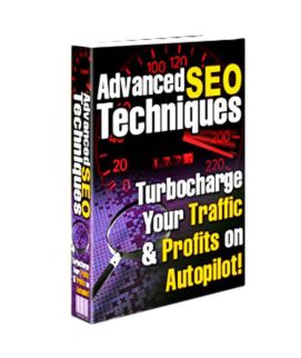 Advance Seo Techniques E Book