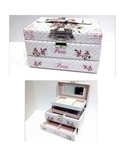 Auto Door Beauty Box Large
