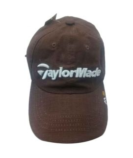 Brown New Casual Fitted Hats And Caps For Men