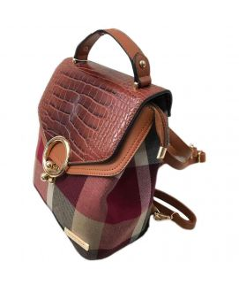 Brown Casual Women's Handbag