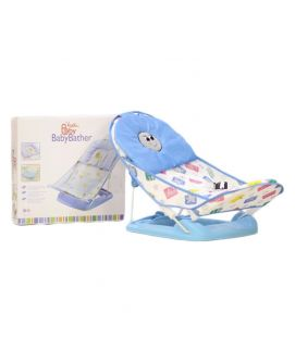 Hello Baby Blue Bather & Chair