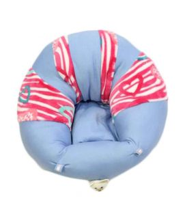 Blue & Red Comfortable Baby Sitter