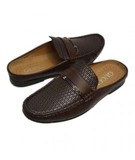 Mens  Dark Brown Directwear Loafer