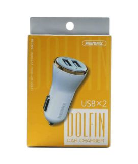 Remax Car Charger Dolfin RCC206