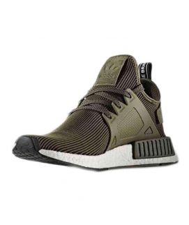 Men's Olive Green NMD Shoes