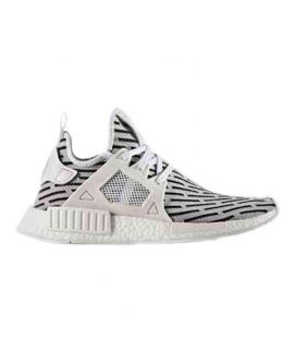 Men's White NMD Shoes