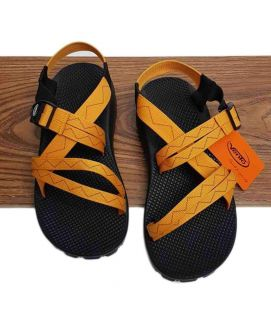 Men's Yellow Kito Sandals