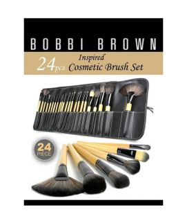 Bobbi Brown Cosmetic Brush Set 24 Pcs