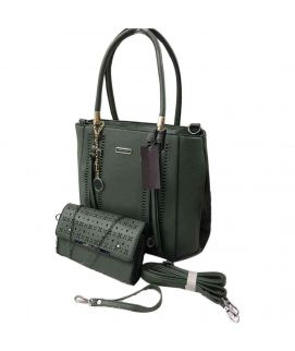 Black Stylish Ladies Handbag