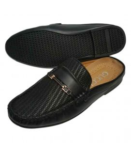 Mens  Black Directwear Loafer