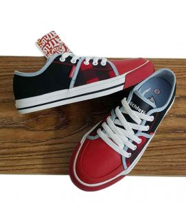 Women's Red & Black Shoes