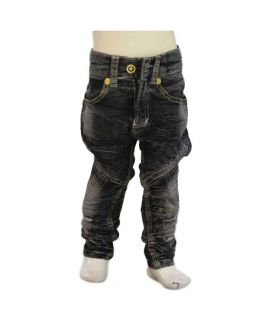 Boys Black Denim Jeans