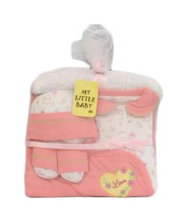 Pink Baby Clothes Pack