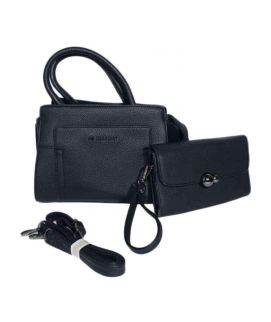 Black Handbag For Ladies
