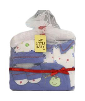Blue Baby Clothes Pack