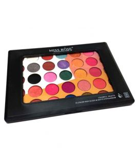 Miss Rose 35 Color Gloss And Matte Eyeshadow 1 Pc