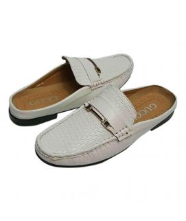 Mens  White Directwear Loafer