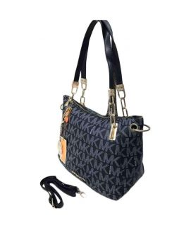 Black MK Satchel Ladies Handbag