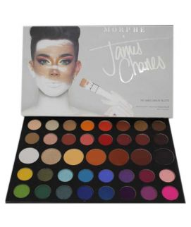 Morphe James Chanes 40 Color Eyshade Set