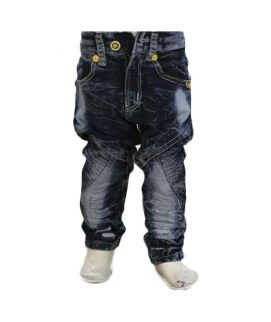 Black Denim Jeans For Boys