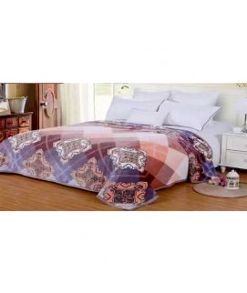 Fleece Blanket Purple