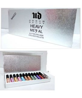 Urban Decay heavy Metal Glitter Eyeliner Paillete set