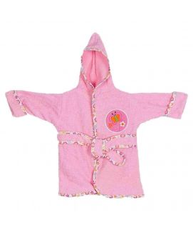 Baby Butterfly Design Bathrobe