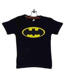 Batman Black Kids T-Shirt