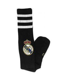 Football Planet Black Real Madrid Club Socks