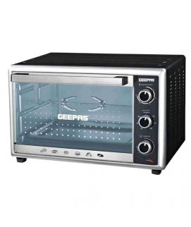 Geepas GO 6146  Multi Function Microwave Oven Black