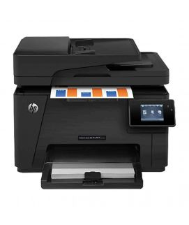HP Laserjet MFP M177FW Color Printer (Print  Copy  Scan  Fax)