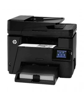 HP Laserjet MFP M225DW Black Printer (Print  Copy  Scan  Fax) (HP Card Warranty)