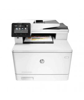 HP Laserjet Pro 477FDN Color Printer (Print  Copy  Scan  Fax)