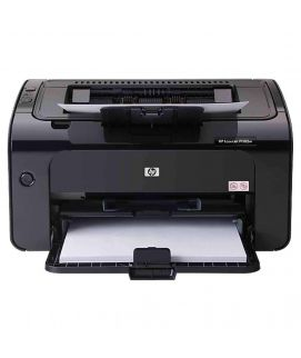 HP Laserjet Pro P1102W Black Printer
