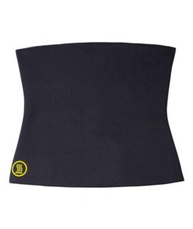 Hot Shapers Waist Trimming Belt Black