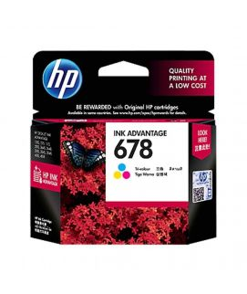 Hp Cartridge 678 Color