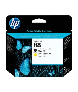 Hp Print Head 88 Black Yellow