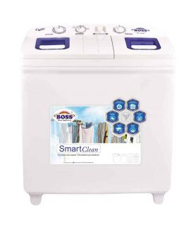 Boss Twin Tub Washing Machine KE8000