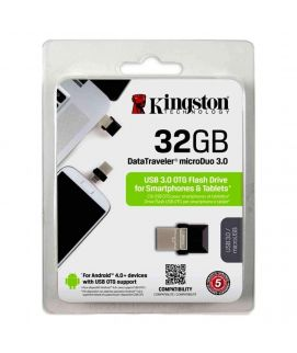 Kingston 32GB Usb Drive 3.0 OTG