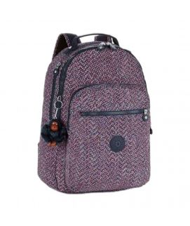 Kipling Clas Seoul Laptop Backpack Mini Geo