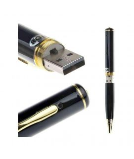 LapTab Hidden Spy Pen Camera With 8 GB Memory