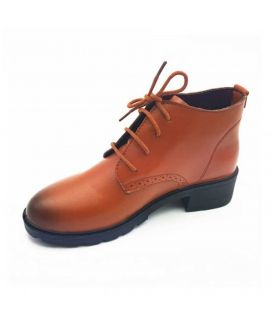 Women's Oxfords Brown Shoes