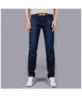 Slim Fit Blue Stylish Men's Jeans