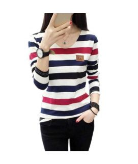Women's Winter Full Seleeves Casual T-Shirts